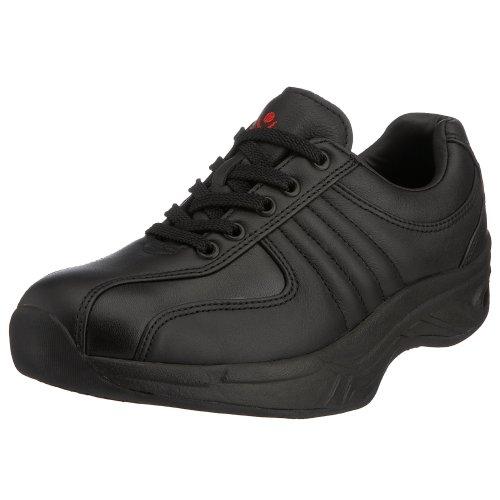 Chung Shi Comfort Step Classic Sneaker Damen 9100215-7,5, Damen Sneaker, schwarz (black), EU 41, (US 9.5), (UK 7.5)
