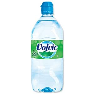 Volvic Go Natural Mineral Water Bottle Plastic With Sports