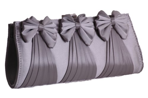 EyeCatchBags - Allure Damen Handtäschchen Party Clutch Täschchen Handtasche
