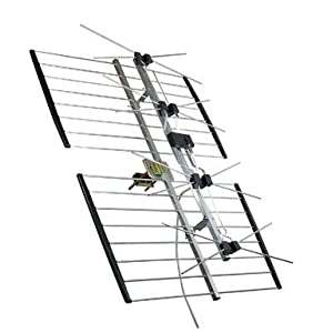 Channel Master 4221HD 4 Bay Ultratenna Outdoor Tv Antenna