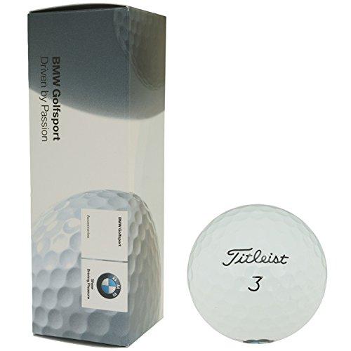 BMW Golfsport Collection ビーエムダブリュー ボール ゴルフボール Titleist ProV1 3個入り 8023 2284 799 1箱(3個入り) ホワイト