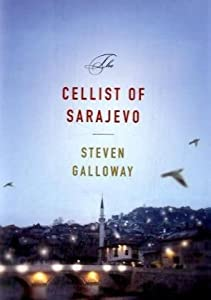 "Cover of ""The Cellist of Sarajevo"""
