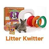 猫用 オーストラリア生まれの猫のトイレしつけアイテム  リッターキッター