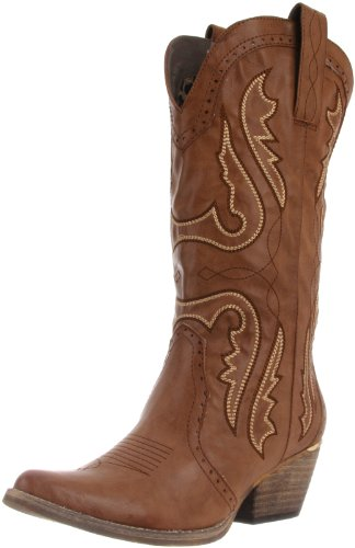 Very Volatile Women's Raspy Boot,Taupe,8.5 B US