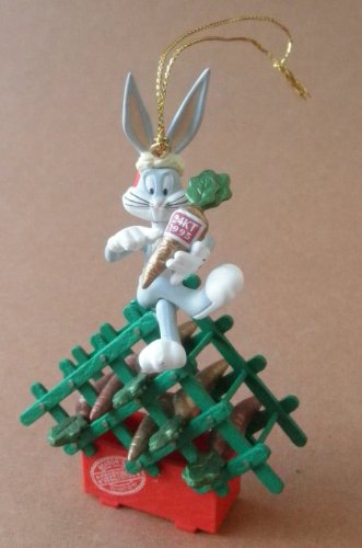 Looney Tunes Bug Bunny Collectible Christmas Tree Ornament