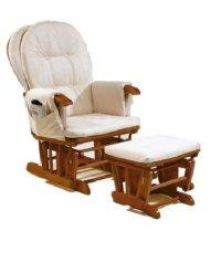 Rocking Chairs (UK): BABY GLIDER ROCKING RECLINER NURSING ...