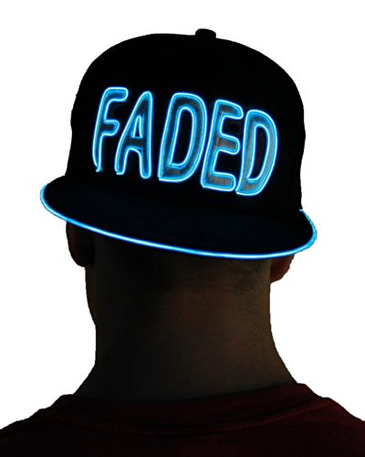 Light Up Hat – FADED