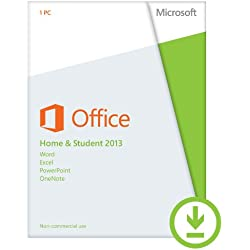 Microsoft Office Home and Student 2013 (1PC/1User) [Download]