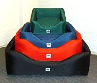 Zippy Waterproof Pet Dog Bed - Extra Large - Dark Green ...