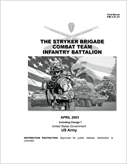 Field Manual FM 3-21.21 The Stryker Brigade Combat Team