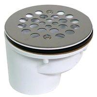 Amazon.com: Canplas 321962WSS Offset shower Drain: Home ...
