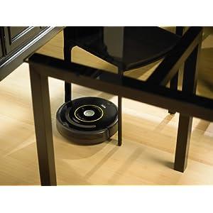 iRobot Roomba 650 Robotic Vacuum Cleaner