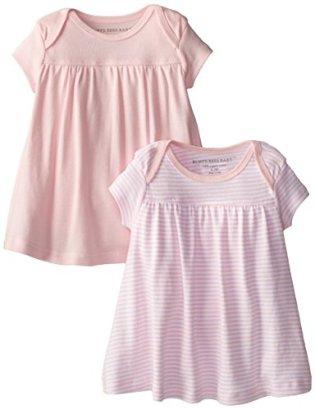 Burts-Bees-Baby-Girl-Organic-2-Pack-of-Dresses