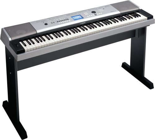 Yamaha DGX-530 Keyboard, 88 Full-Sized Lightly Weighted Piano Style Keys