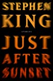 41cvu7ZDq%2BL._SL160_ Stephen King's Just After Sunset In Bookstores Today