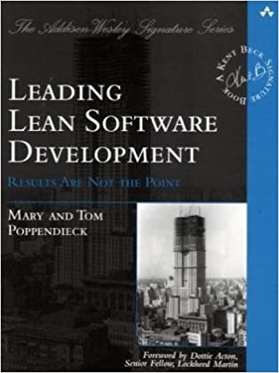 Leading Lean Software Development