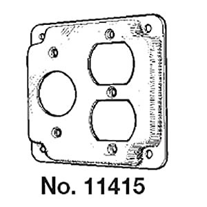 Electrical Receptacle Cover Outside Electrical Boxes And