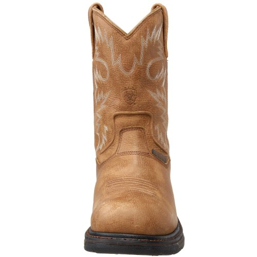 Ariat Men S Workhog Rt Pull On H2o Composite Toe Work Boot