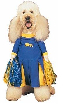 Pet Cheerleader Dog Costume (Size: Large)