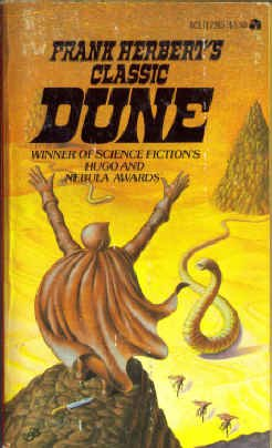 Cover of Dune (Ace Unauthorized Edition, Punchatz Cover) (Ace Sf, 17263) by Frank Herbert