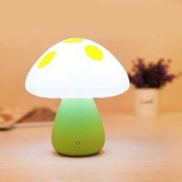 KEEDA LED Baby Night Light, Rechargeable Cute Bedside ...