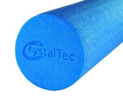 FH Green Travel Foam Roller Yoga Foam Roller for Gym Pilates Physio Trigger Point Training