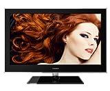 Thomson 24FS4246C 61 cm (24 Zoll) LED-Backlight-Fernseher, Energieeffizienzklasse A+ (Full HD, DVB-C/-T, 2x HDMI, CI+, USB 2.0, Hotelmodus) schwarz