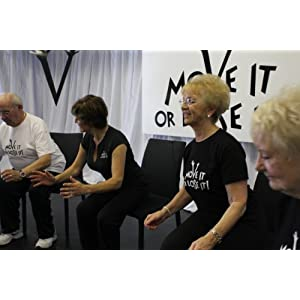 Move it or Lose it: Exercise for Older People: Routine 2
