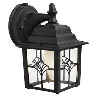 Wall Lights Brinks LGT Augustine 60W With Dusk To Dawn