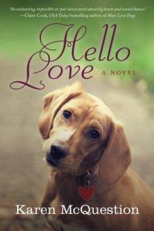 Hello Love by Karen McQuestion| wearewordnerds.com