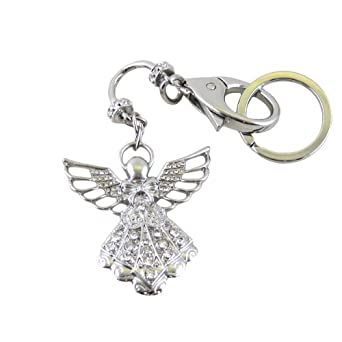 Amazon.com: Angel Purse Charm Key Finder Keychain
