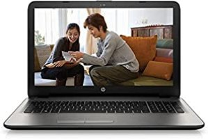HP Notebook 15-ac118tu 15.6 inch Laptop (Intel Pentium N3825U/4GB/500GB/Intel HD Graphics/DOS)