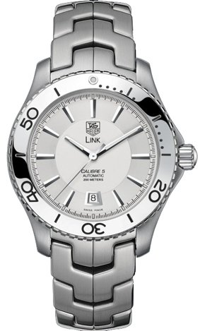TAG Heuer Men's WJ201B.BA0591 Link Caliber 5 Automatic Watch