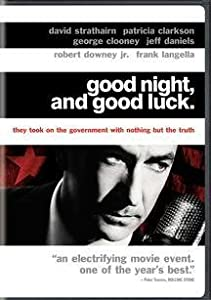 "Cover of ""Good Night, and Good Luck (Wide..."