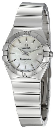 Omega Constellation Polished Quartz 123.10.24.60.05.002
