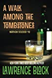 A Walk Among The Tombstones Book Cover