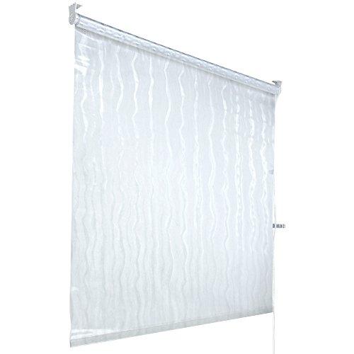 aquamarin rideau store de douche impermeable transparent 1