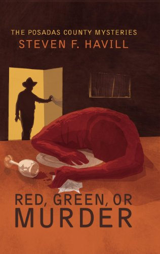 Red, Green, or Murder (Posadas County #10) (Posadas County Mysteries)