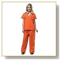 Orange is the New Black Orange Jumpsuit