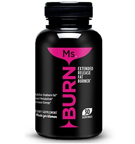 Ms. Burn Best Weight Loss Fat Burner For Women