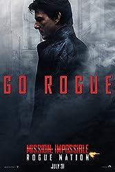 映画 ミッション:インポッシブル ローグ・ネイション ポスター 約90x60cm トム・クルーズ Mission: Impossible Rogue Nation [並行輸入品]