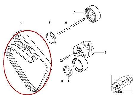 Bmw X5 Serpentine Belt Diagram 1994 BMW 325I Belt Diagram