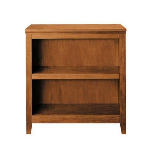 Bookcases Carson 2 Shelf Bookcase Cherry