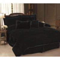 Black comforter - deals on 1001 Blocks