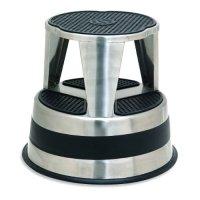 Cramer 1002-00 Kik Step Rolling Step Stool Premium Grade ...