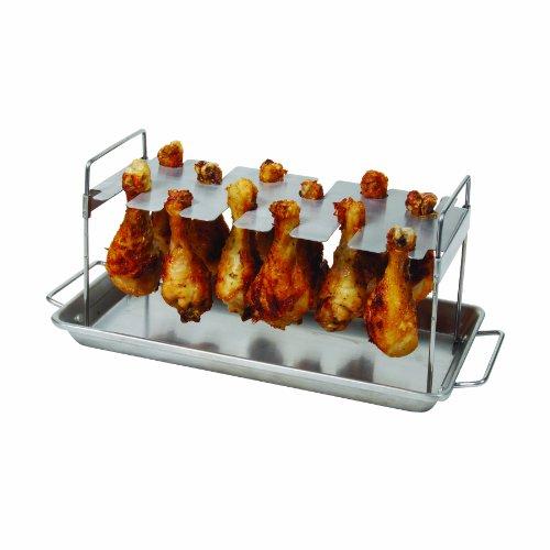brinkmann chicken leg roaster inexpensive weber 7417 firestarters