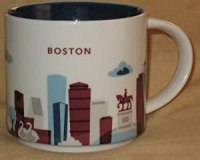 Amazon.com   Starbucks Coffee Mug, You Are Here Collection ...
