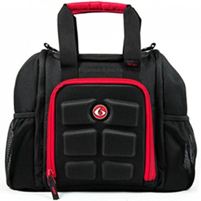 6-Pack-Fitness-Bag-Mini-Innovator-BlackRed