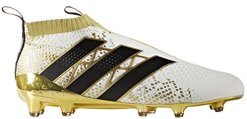 adidas-Mens-ACE-16-PURECONTROL-FG-Soccer-Cleats-White-Black-Gold