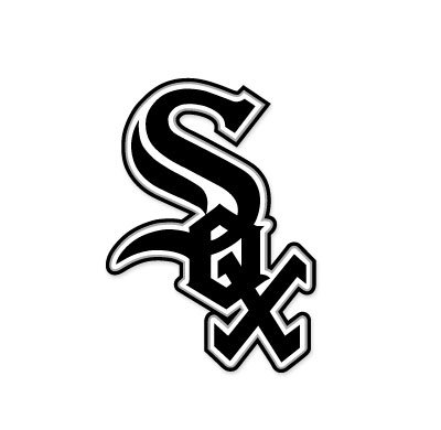 Chicago White Sox MLB car bumper sticker decal (4